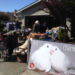 Benefit Garage Sale for MickaCoo!