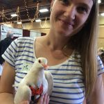 Jessica of the Sonoma County Humane Society wants to help pigeons!